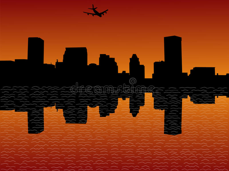 baltimore TARGET1535_0_ samolot ilustracji