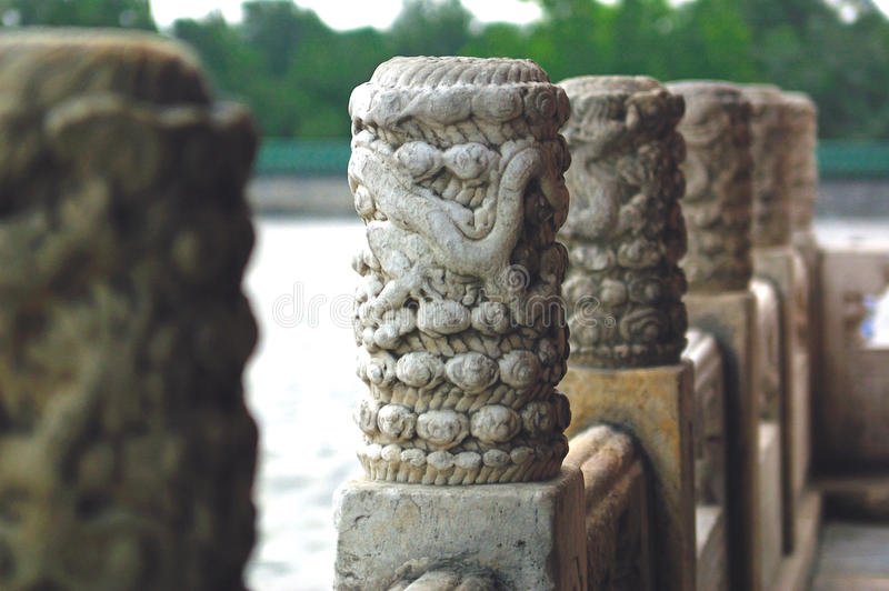 Baluster de pedra fotos de stock royalty free