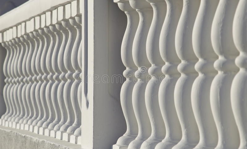 Download Baluster a parapet stock photo. Image of city, paint - 36647252