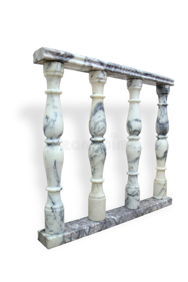 balusters royaltyfri fotografi