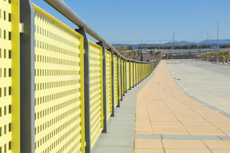 balustrade image stock