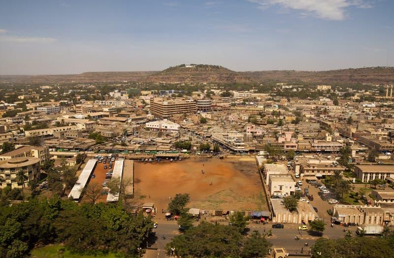 Bamako, Mali lizenzfreies stockfoto