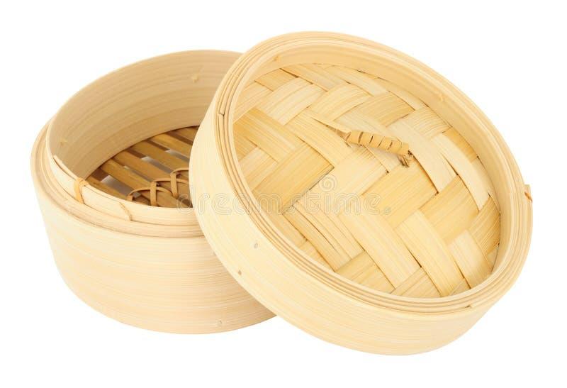 Bambù cotto a vapore fotografie stock libere da diritti