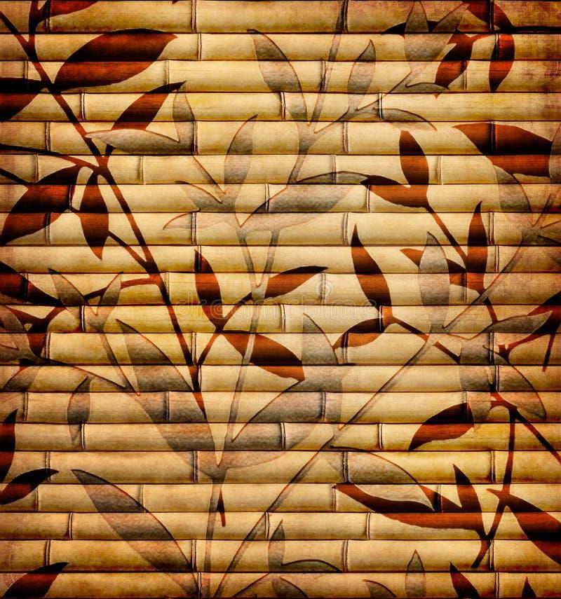 Bambù decorativo fotografie stock libere da diritti