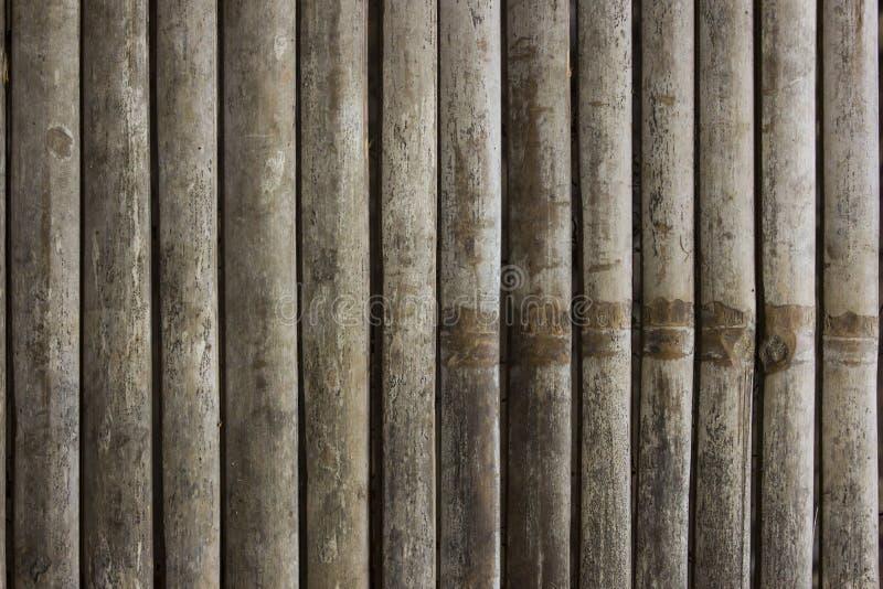 Bambù della forma del fondo homespun fotografie stock