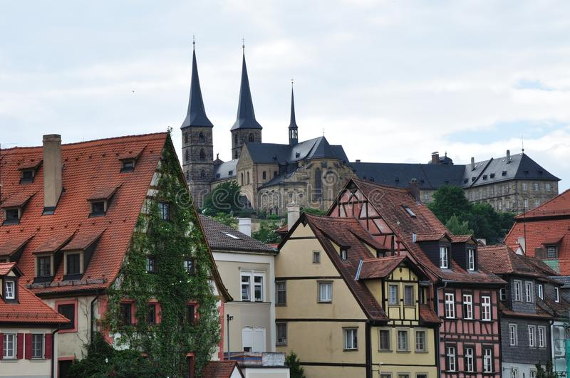 Download Bamberg stock image. Image of middle, bavaria, city, building - 25830789