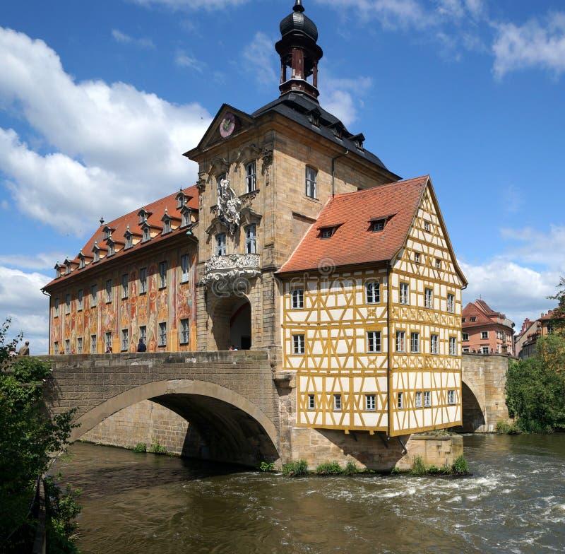 Bamberg image libre de droits