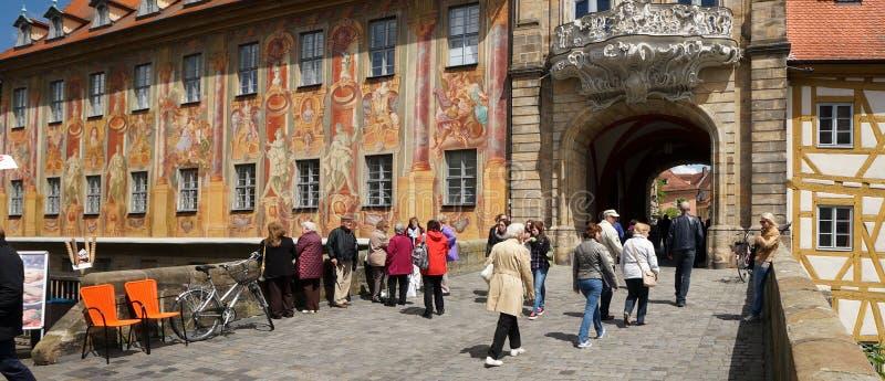 Bamberg royalty-vrije stock fotografie
