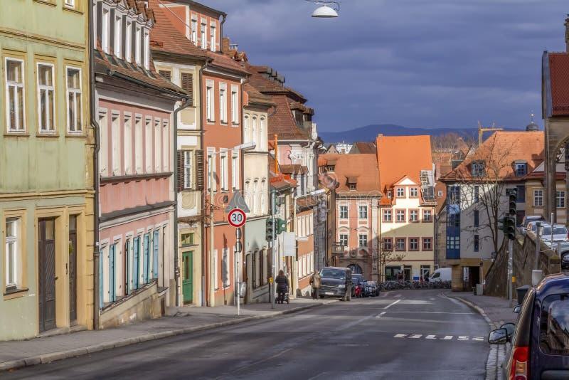Bamberg dans Franconia supérieur image stock