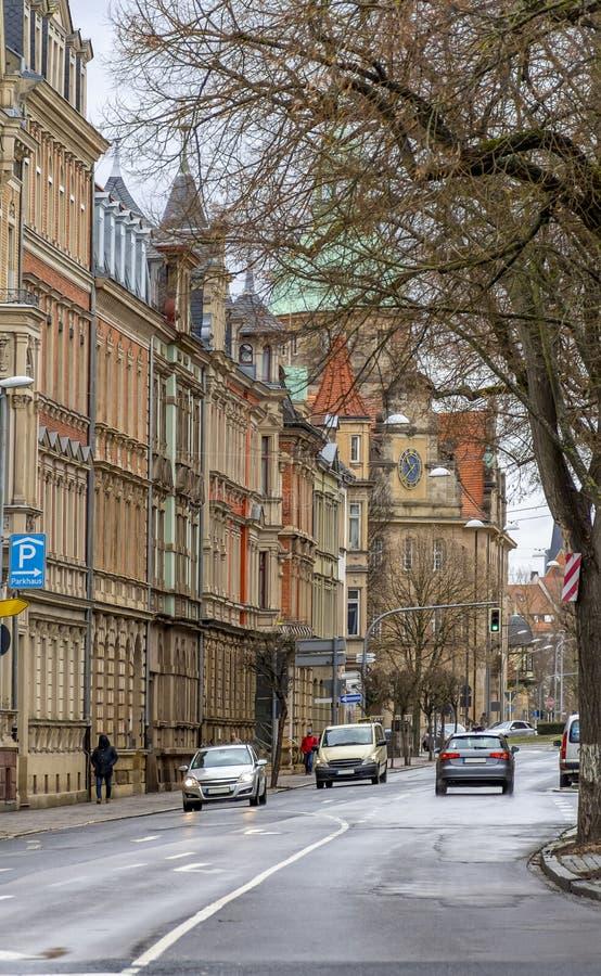Bamberg dans Franconia supérieur photos stock