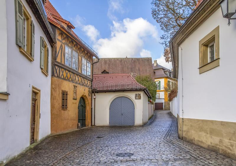 Bamberg dans Franconia supérieur photographie stock