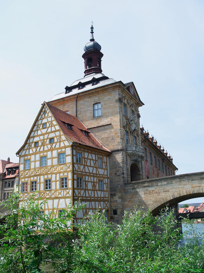 Download Bamberg, Germany stock photo. Image of district, cultural - 18091474