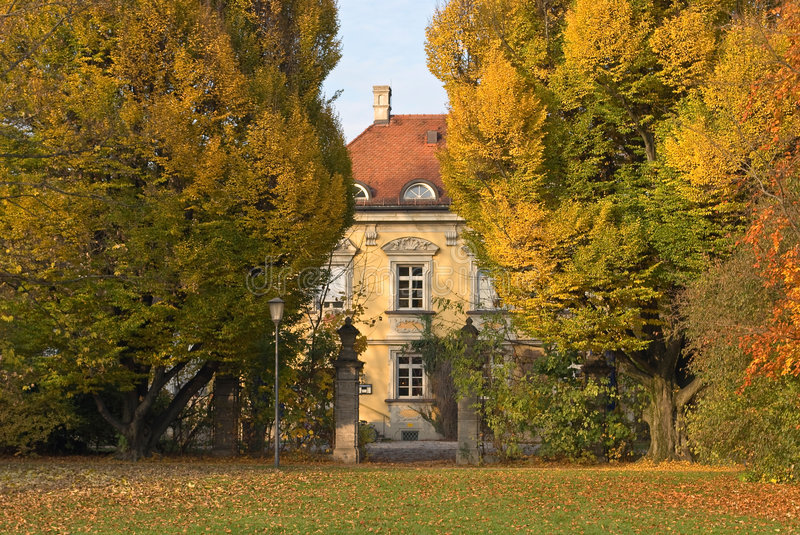 Bamberger House royalty free stock images