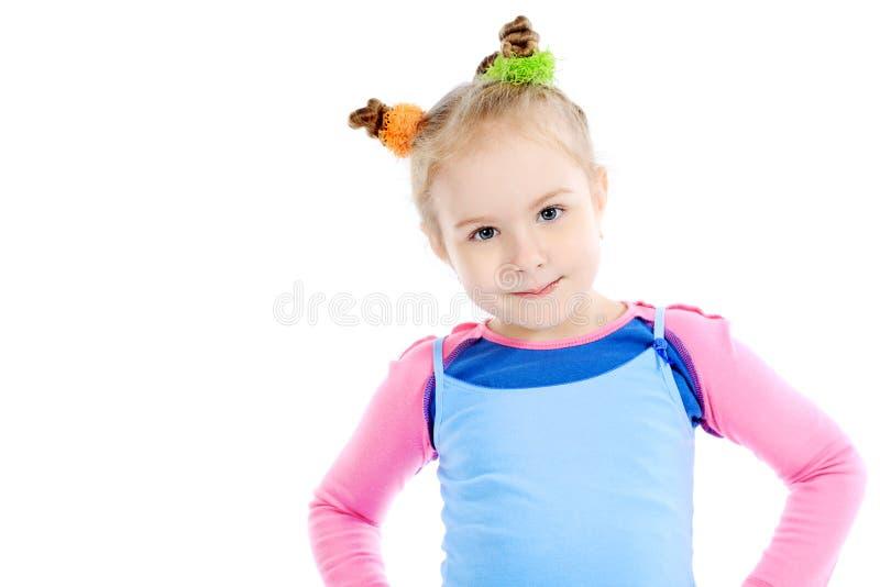 Bambina immagini stock