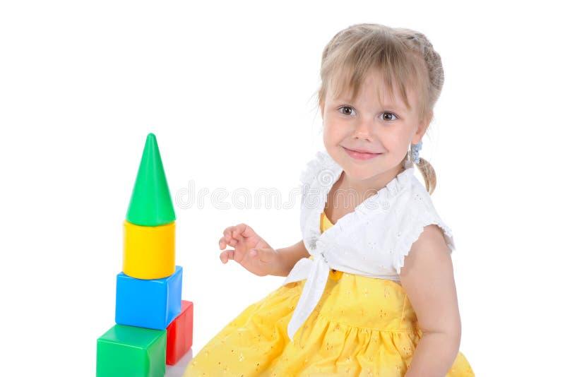 Bambina. immagini stock