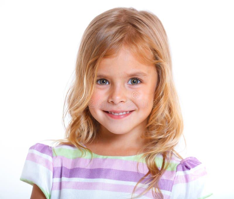 Bambina del ritratto immagine stock libera da diritti