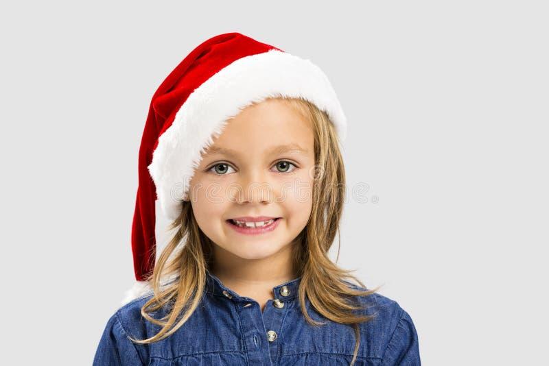 Bambina della Santa immagini stock libere da diritti