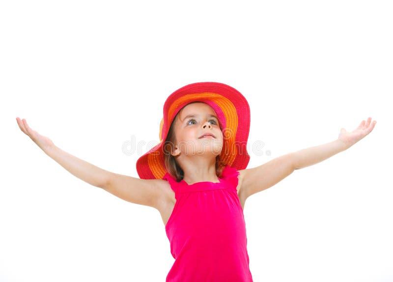 Bambina graziosa immagine stock libera da diritti