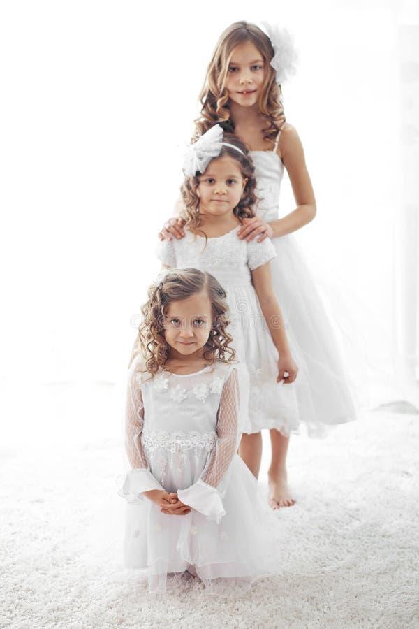 Bambine fotografie stock