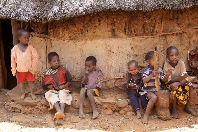 Popolare Bambini africani fotografia editoriale. Immagine di people - 30218831 CK99