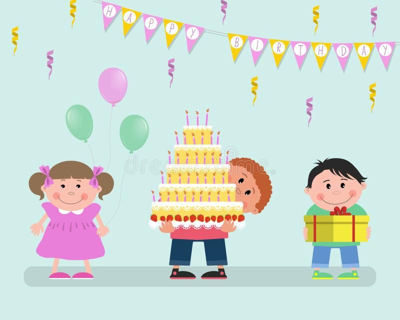 Insomma, parliamo di una festa moderna, un compleanno per ragazzi per.