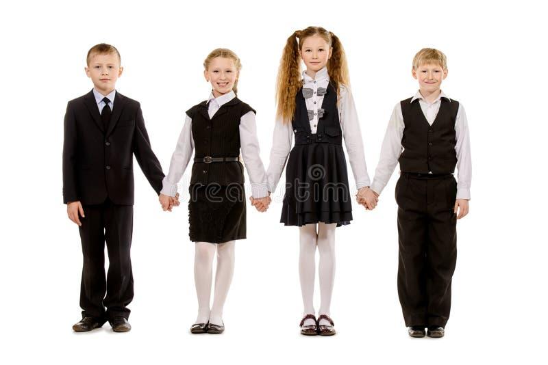 Bambini di istruzione fotografie stock libere da diritti