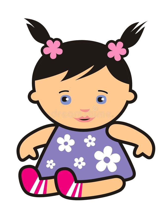 Bambino illustrazione di stock