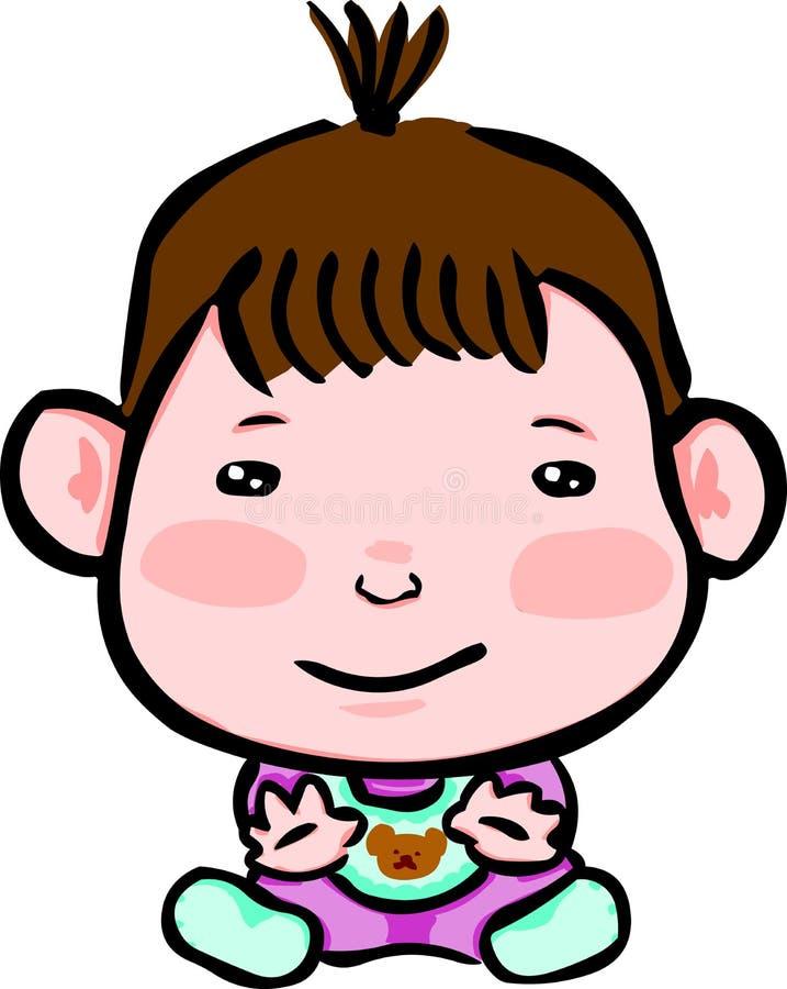 Download Bambino illustrazione vettoriale. Illustrazione di isolato - 55360758