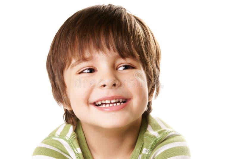 Bambino allegro fotografia stock libera da diritti