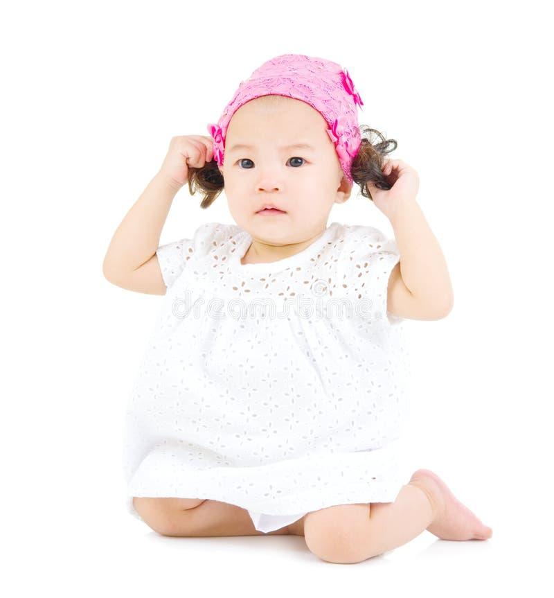 Bambino asiatico immagini stock