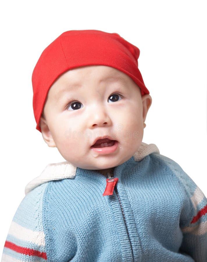 Bambino asiatico fotografie stock libere da diritti