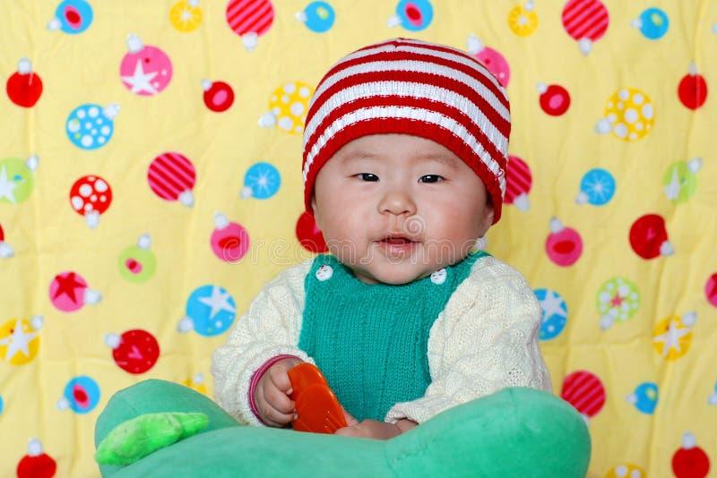 Bambino bello cinese fotografie stock