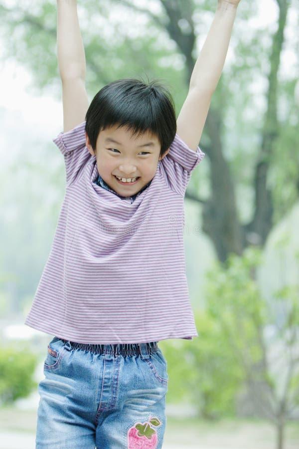 Bambino cinese fotografie stock