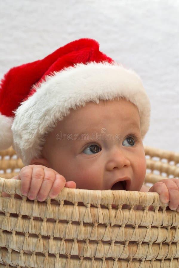 Bambino della Santa fotografia stock