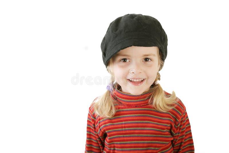 Bambino felice fotografia stock