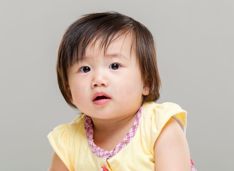 Bambino girl fotografia stock