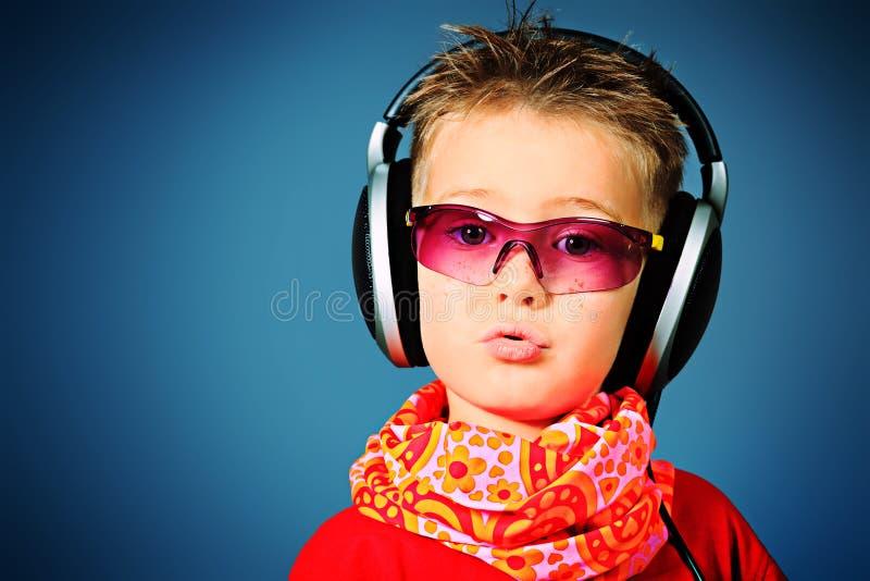Bambino moderno immagine stock