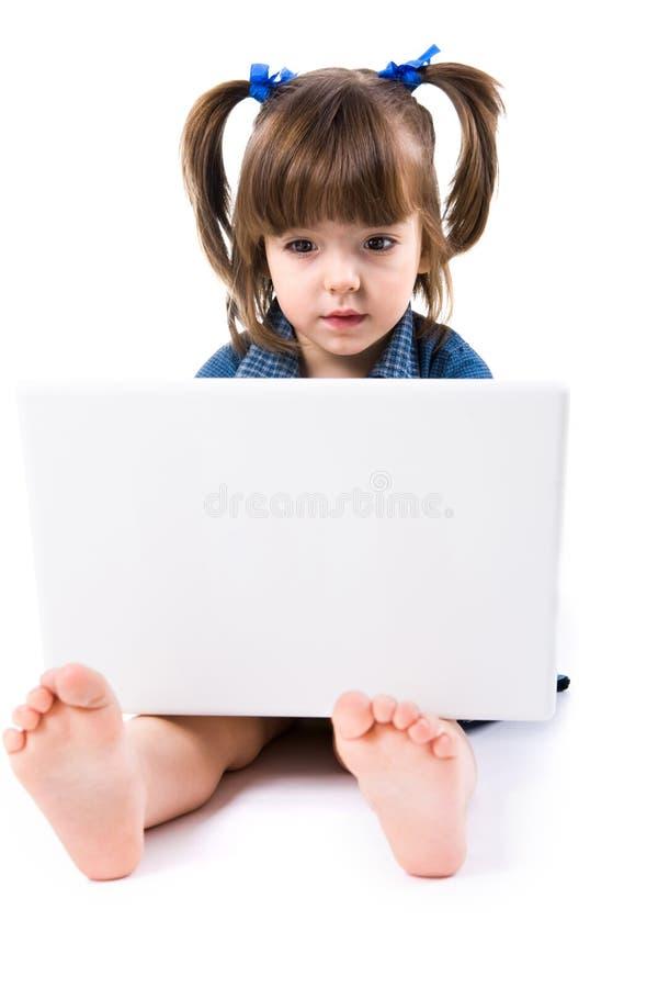 Bambino moderno fotografia stock libera da diritti