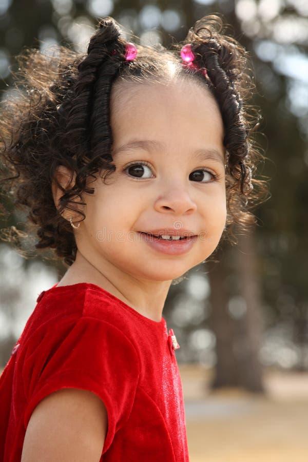 Bambino, multiracial fotografia stock libera da diritti