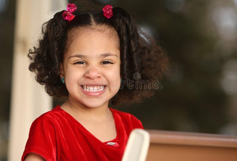 Bambino, multiracial immagini stock libere da diritti