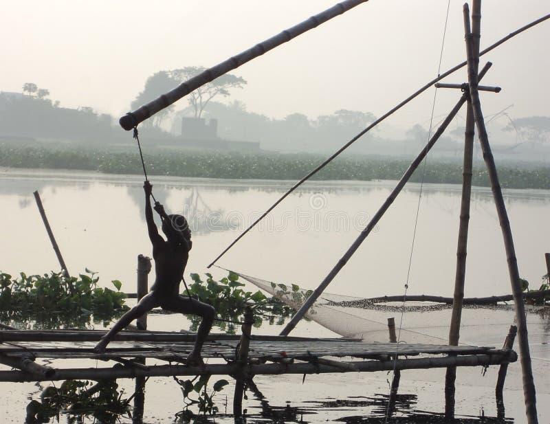 Bambino povero del Bangladesh natale immagini stock libere da diritti