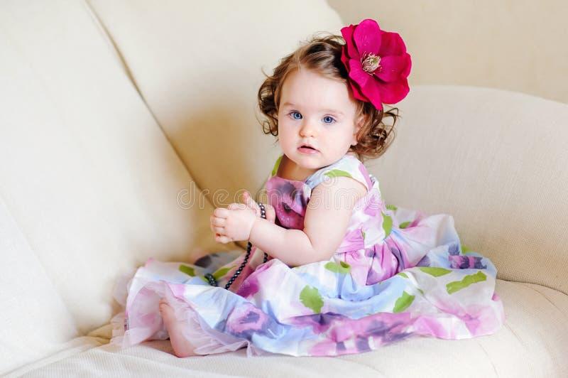Bambino-ragazza immagine stock