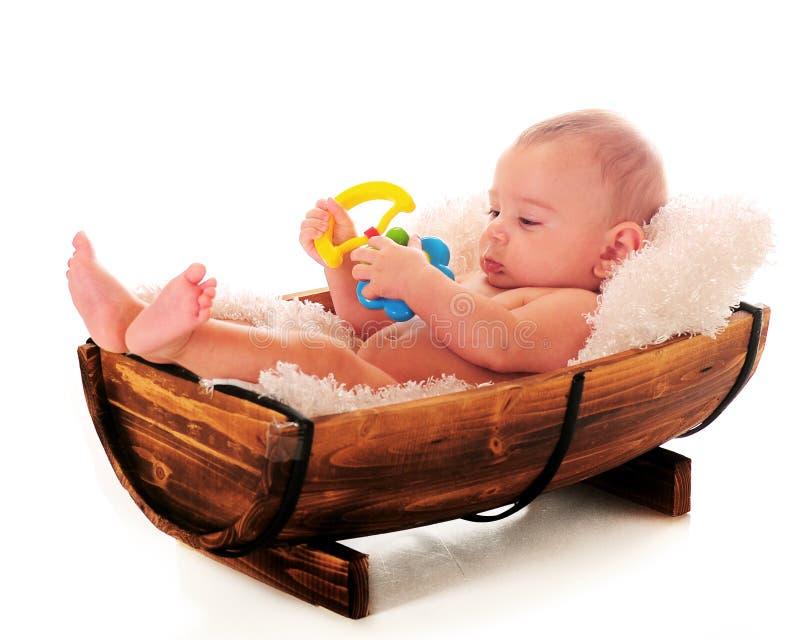 Bambino Relaxed immagini stock