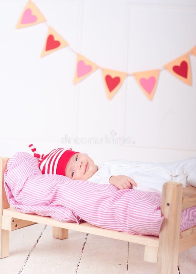 Bambino sorridente sveglio fotografie stock