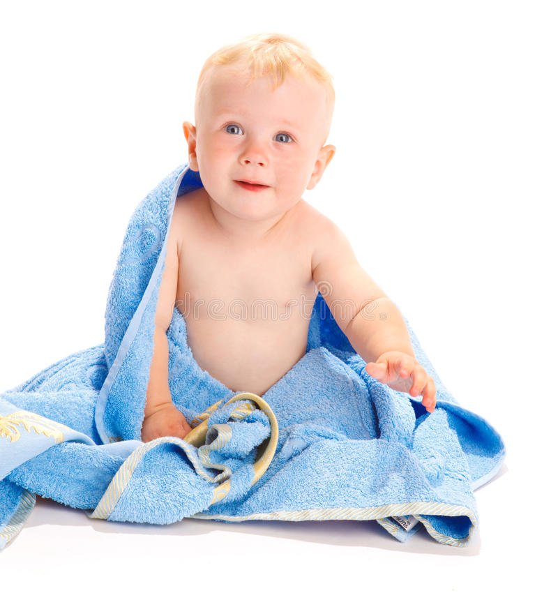Bambino spensierato fotografie stock