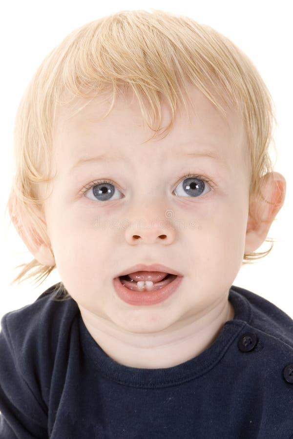 Download Bambino sveglio 2 fotografia stock. Immagine di cute, caucasico - 207120