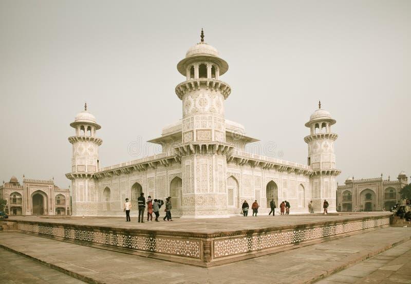 Bambino Taj, Agra fotografia stock libera da diritti