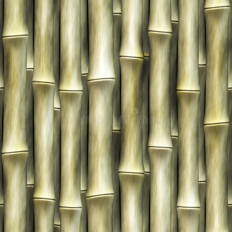 Bamboe royalty-vrije illustratie