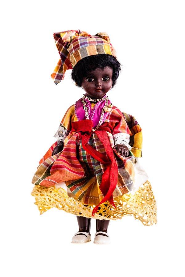 Bambola brasiliana immagine stock