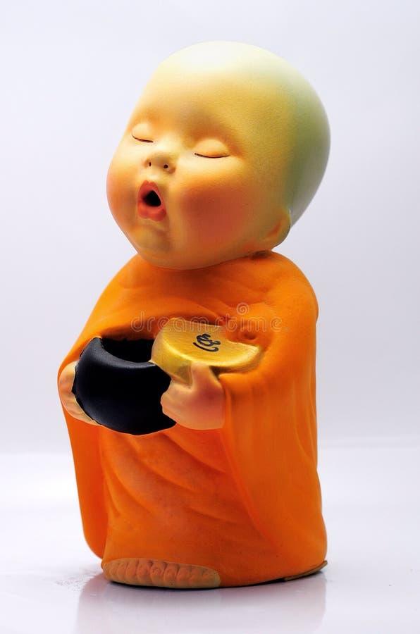Bambola dei principianti fotografia stock